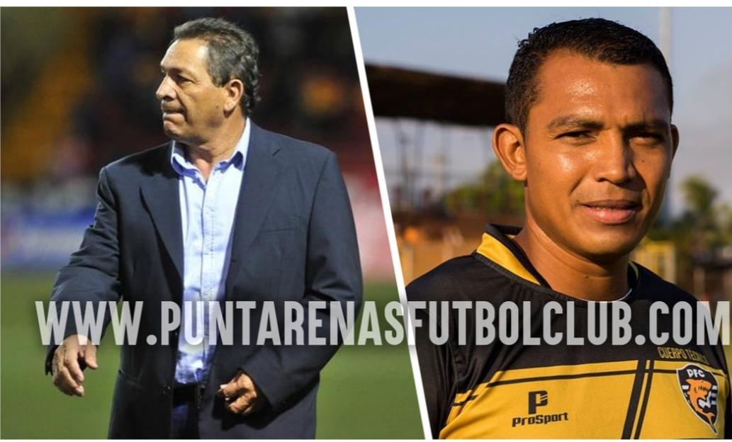 Photo of Solano y Wong serán los entrenadores de Puntarenas FC