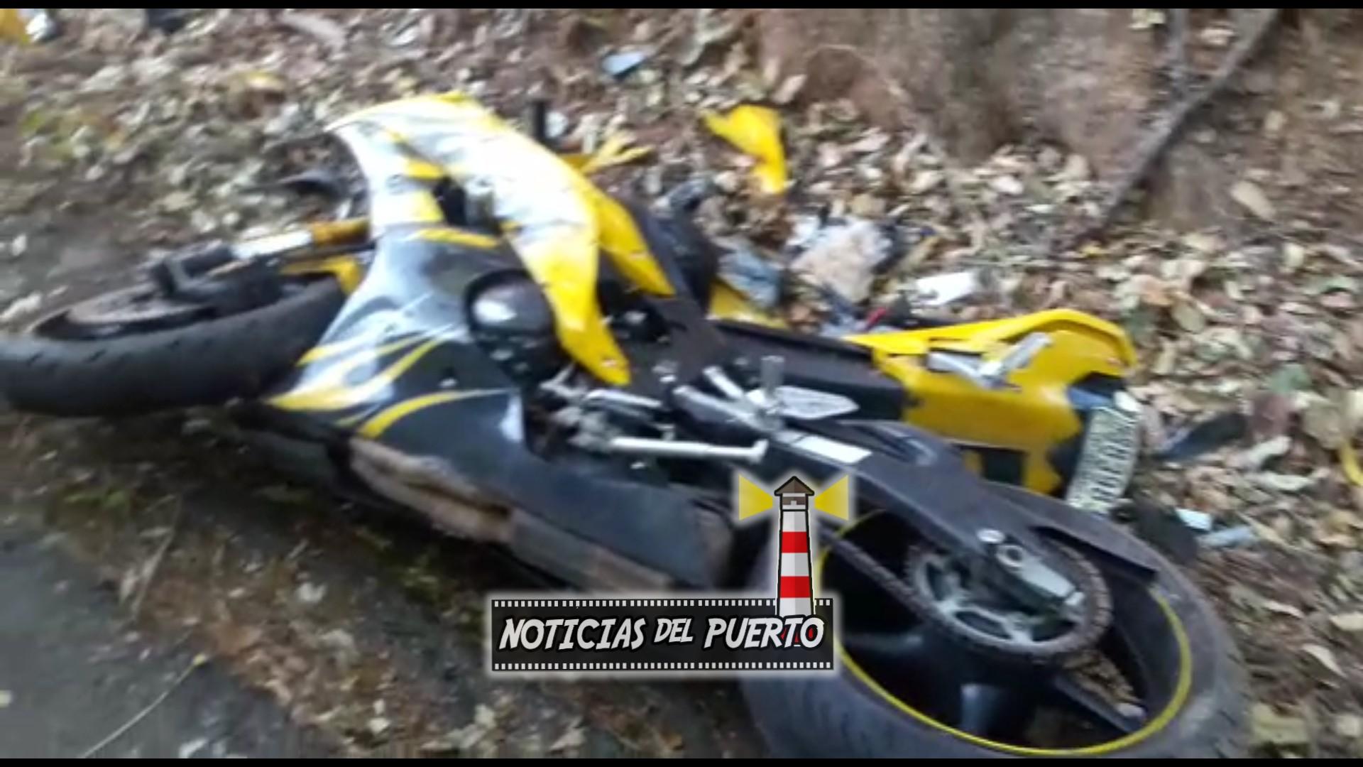 Photo of Mujer motociclista fallece en accidente de tránsito