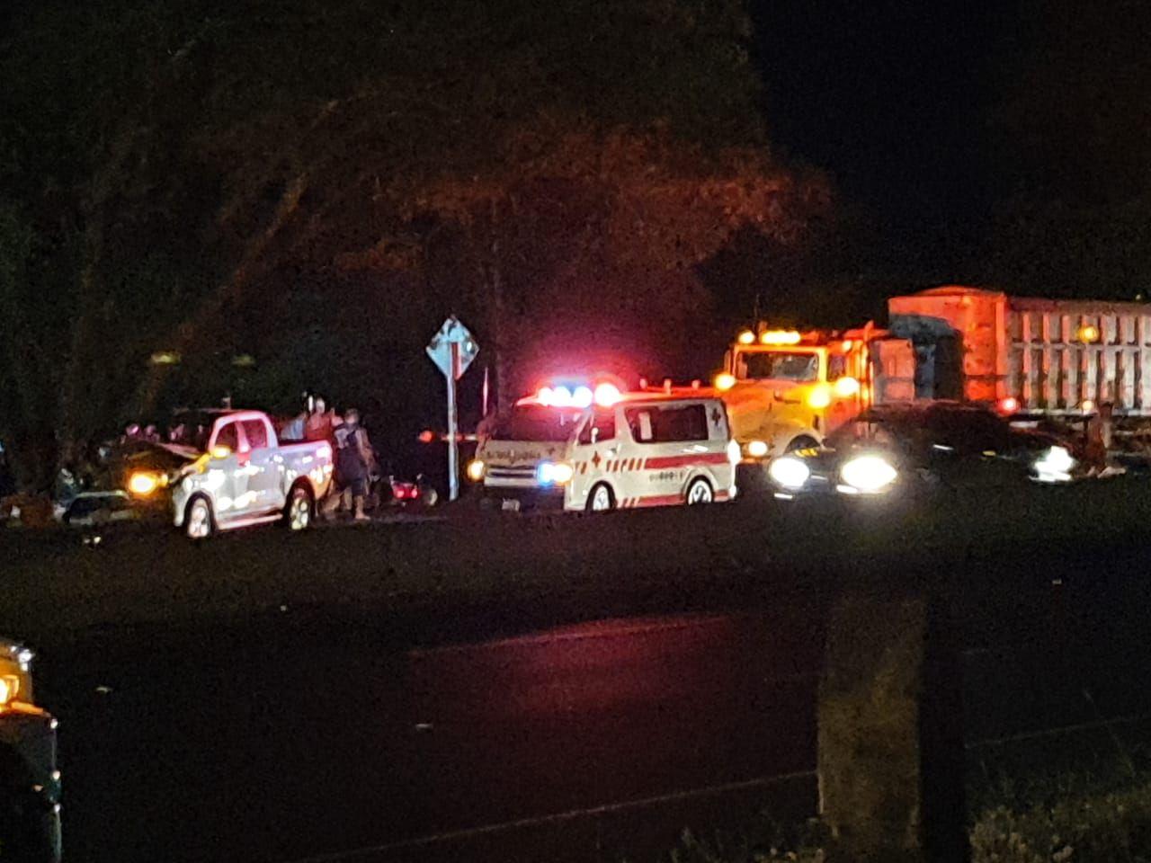 Photo of Dosnmotorizados fallecen en accidente de tránsito en ruta 27