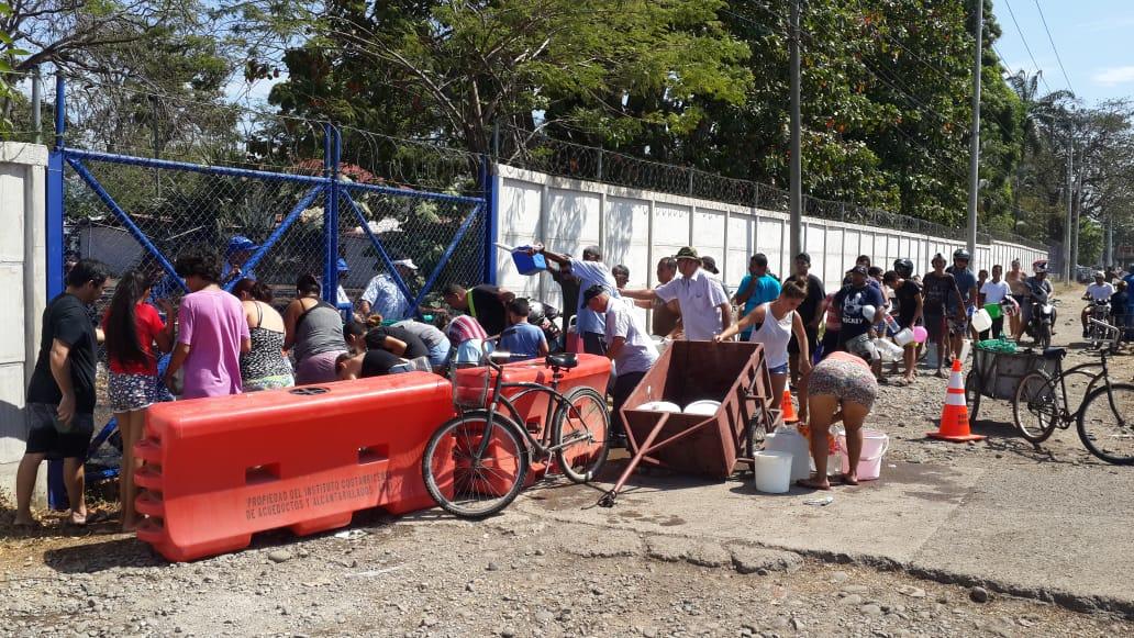 Photo of Cientos de porteños se quedan sin agua
