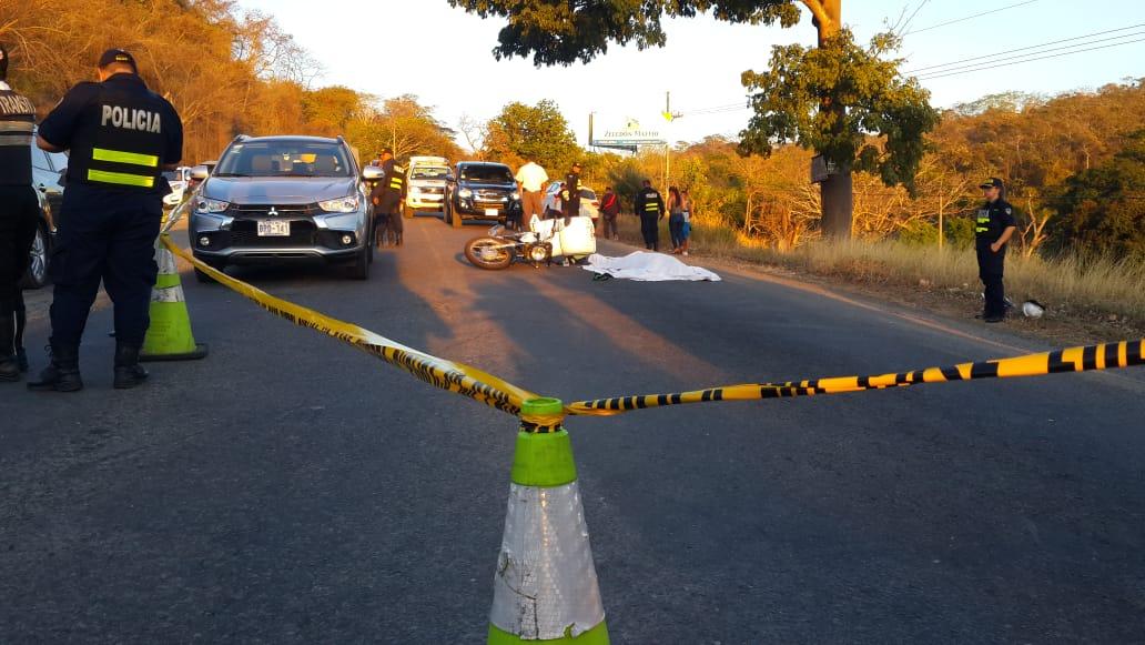 Photo of Repartidor de pinturas sur pierde la vida en accidente de tránsito