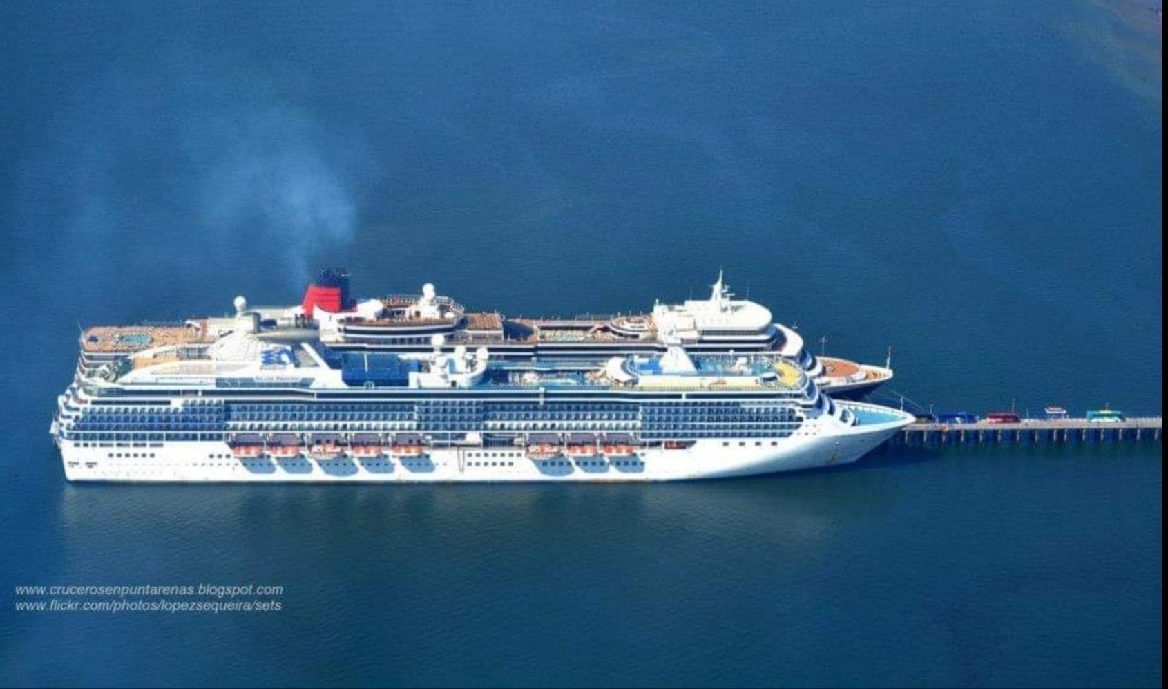 Photo of Dos cruceros cancelan viaje a Costa Rica