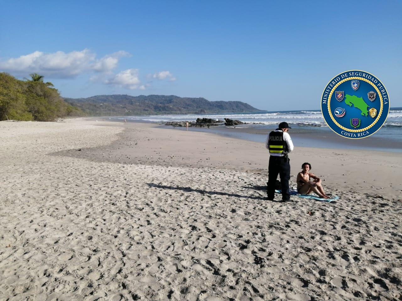Photo of Autoridades desalojaran a turistas y bañistas de las playas