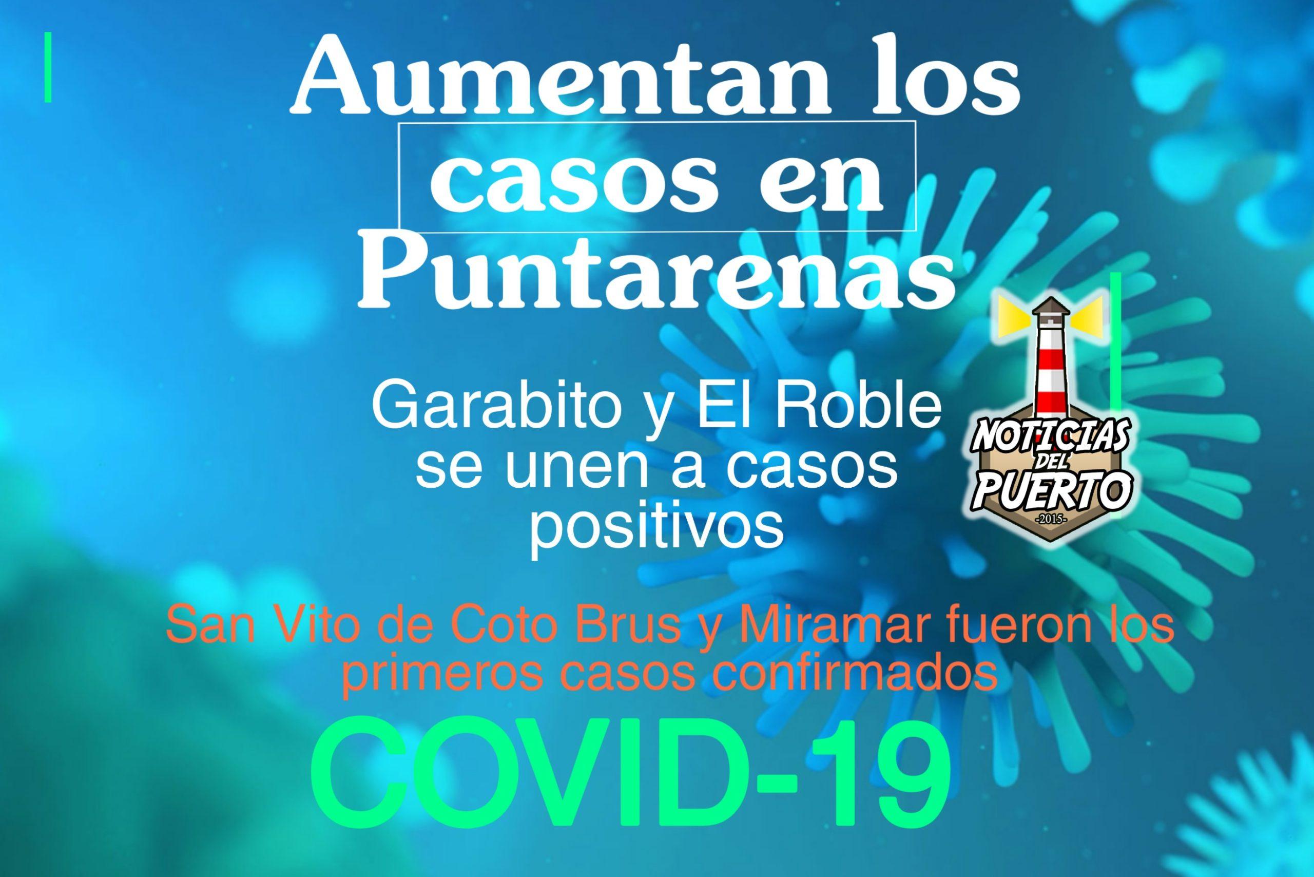 Photo of Aumentan los casos a 201 y Puntarenas suma 6 casos confirmados