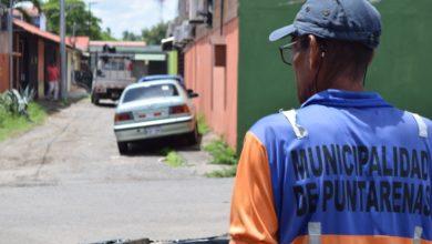 Photo of Municipalidad de Puntarenas tiene un caso confirmado y 5 sospechosos