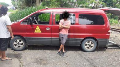 Photo of Detienen taxista Porteño con carga de cable robado