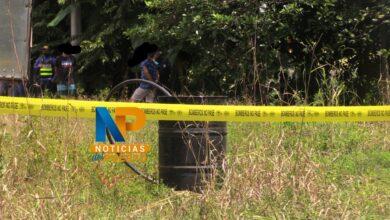 Photo of Cuatro sujetos detenidos tras robo de 17 mil litros de gasolina en poliducto de recope