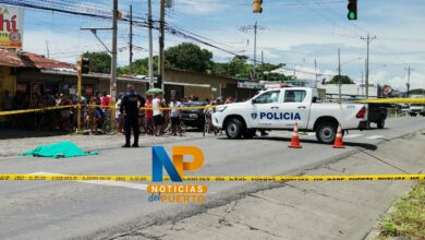 Photo of Joven muere tras doble accidente en el Roble