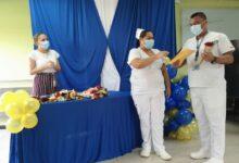 Photo of Con actividad virtual, el Hospital Monseñor Sanabria reconoció los años de servicio de funcionarios de la seguridad social