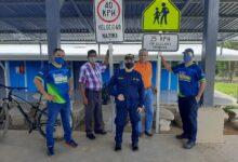 Photo of Isla Chira recibió colocación de señales de tránsito